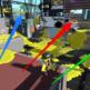 【Splatoon2】『ガンガゼ野外音楽堂』エリア攻略 マップとおすすめポジション・ルート解説【ガチエリア】